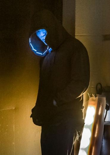The amazing spiderman  2. Jamie Foxx como Electro  Imágenes desde el set. The Amazing Spider-Man 2. | Catafora