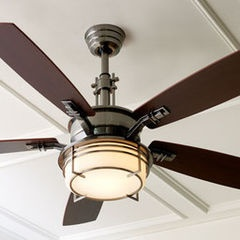 eclectic ceiling fans by Horchow