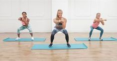 30-Minute Cardio Workout With Weights | POPSUGAR Fitness