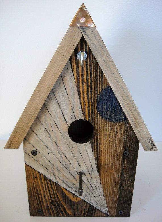 Basic birdhouse design woodworking projects plans for Easy birdhouse ideas