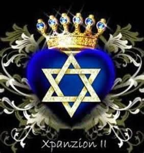 Pin to support Israel