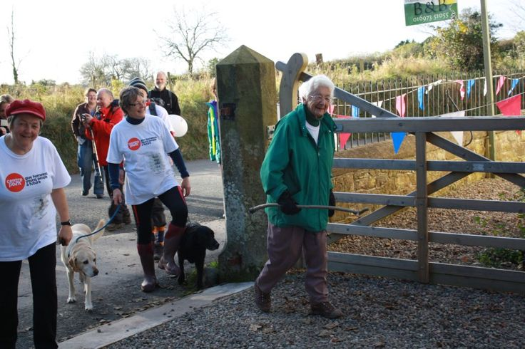 Ninety-nine-year-old Doris Hancock, who took on an 84-mile walk along the Hadrian's Wall Path to raise money for Centrepoint, died peacefully on Wednesday night, following a short illness.