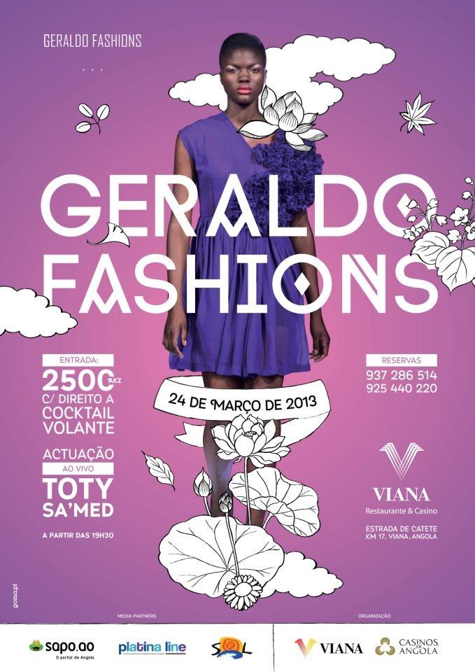 Geraldo Fashions | Angola