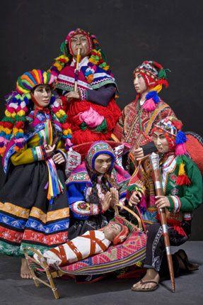 Nacimientos peruanos en Gruyères - SWI swissinfo.ch