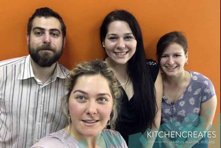 Kitchen Creates Team
