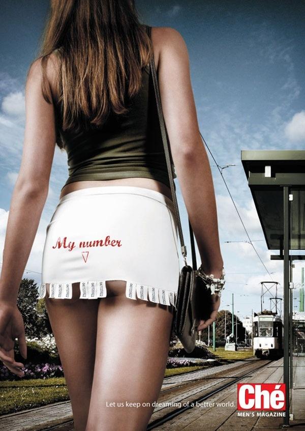 100  Ejemplos de la Publicidad mas Sexy – Sobredosis Creativa - Creadictos