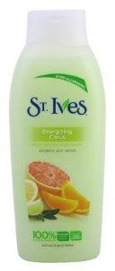 St Ives. Body Wash Energizing Citrus 24 oz. (Pack of 6) by St. Ives. $34.29