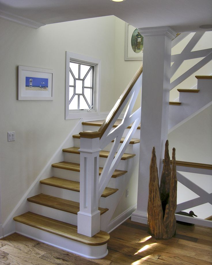 Woodstocku0027s Beach Cottage 12 best stairs images