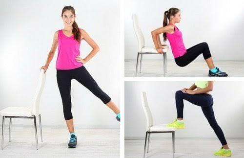 Si nous mettons en pratique une série d'enchaînements d'exercices et que nous adoptons une alimentation saine et équilibrée, nous perdrons des tailles.