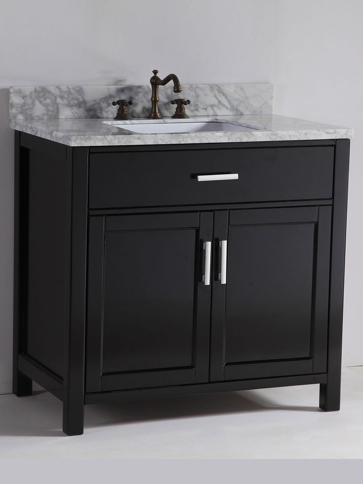 The  Ursa Minor Bath Vanity In Espresso Finish Just One Of Our Many