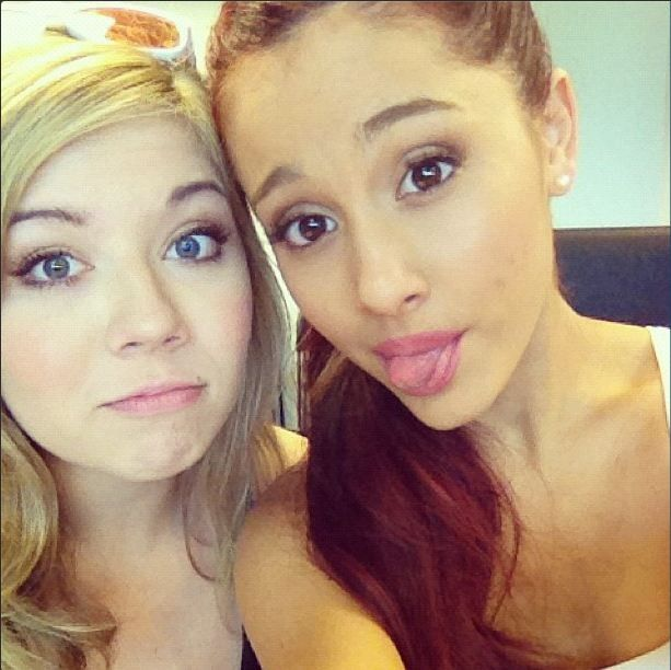 ariana grande sam and cat photos | Sam & Cat: Ariana Grande & Jennette McCurdy is Nickelodeons Next ...