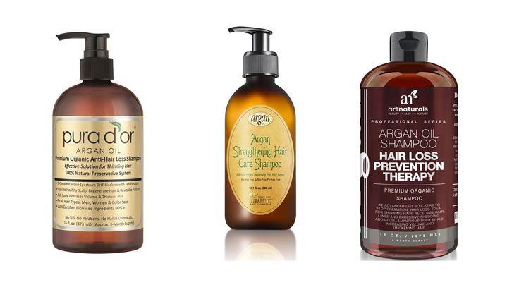 Top 5 Best Hair Loss Shampoo 2016 Best Shampoo for Hair Loss