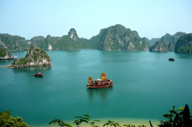 """6-Day Northern Vietnam Highlights Tour from Hanoi On this tour, you will journey from Vietnam's capital of Hanoi, a bustling city with history dating back thousands of years. You will also get to enjoy a wonderful cruising trip overnight on the majestic Halong Bay and visit Trang An in Ninh Binh, with its many awesome landscapes and enigmatic caves. Many consider Trang An as """"Halong Bay on land"""".  Day 1: Hanoi ArrivalPick you up at the airport. Check in and enjoy your fre..."""