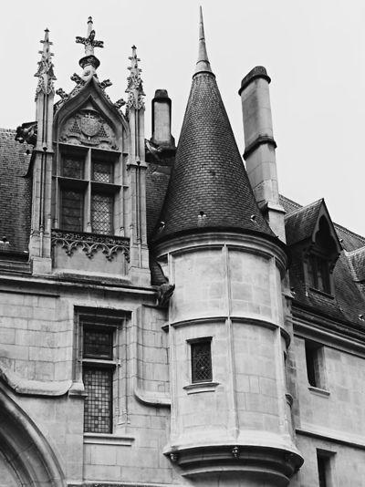 Hotel de Sens // Paris, France