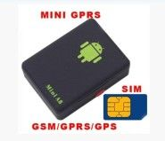 GPS/GPRS/GSM Mini Car Vehicle Real-time Tracker System Device Personal Locator