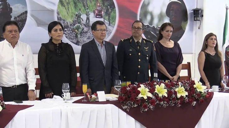 GradoCeroPress 105 Aniversarios del 6to batallon Chilpancingo Guerrero.