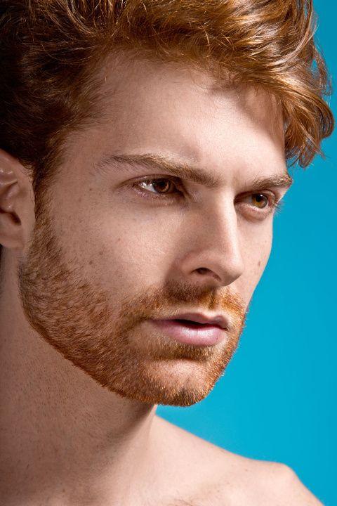Gabriel Lefelman   Redheads ️   Redhead men, Hot ginger
