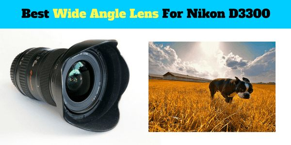 The article covers what wide angle lenses are, their various uses and also throws light on the best wide angled lens for Nikon d3300. It also highlights the reason for these lenses been the best.