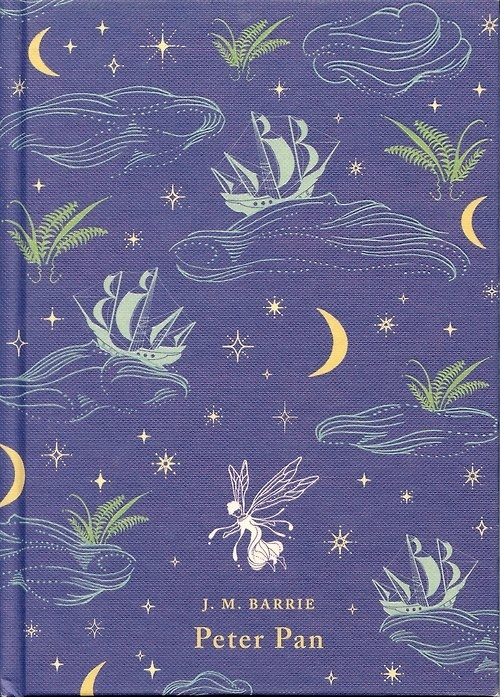 This is a really awesome cover for Peter Pan by J.M Berrie