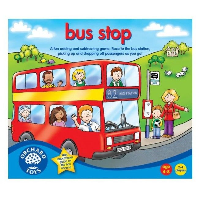 Orchard Toys - Bus Stop Game #Entropywishlist #pintowin A new game for my little twins.