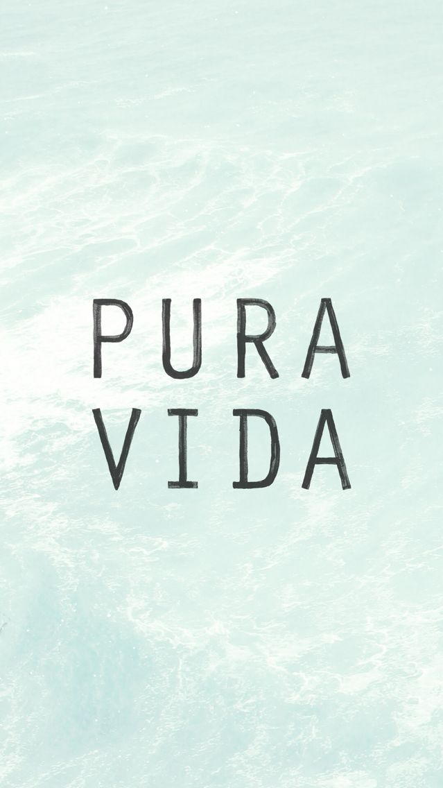 Pura Vida Bracelets ★ Download more tropical iPhone Wallpapers at…