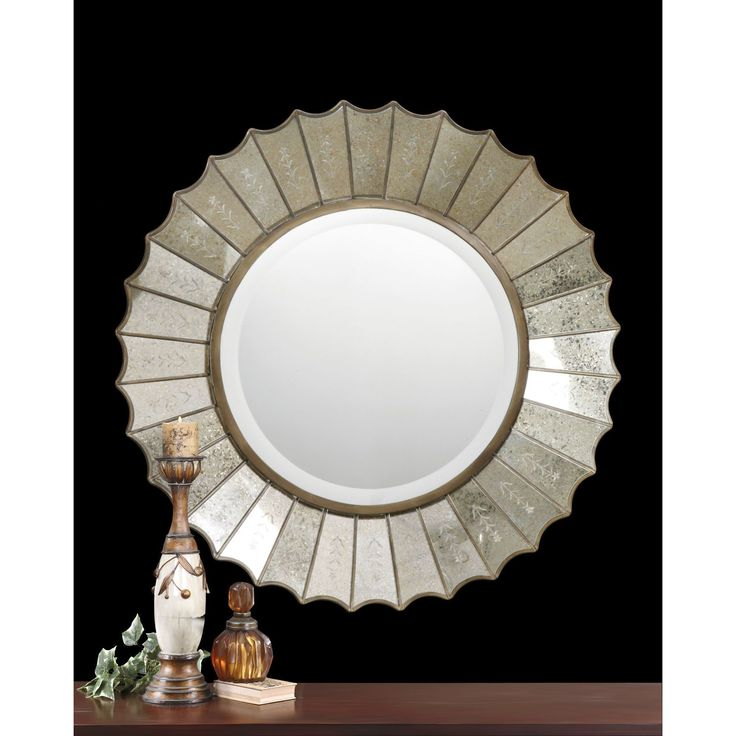 Uttermost Amberlyn Mirror Too Small