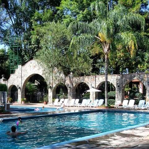hotel misión San Gil, San Juan Del Río, Quéretato.