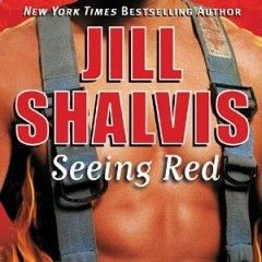 Narrated by Laura Heisler I am delighted that the Firefighter books by Jill Shalvis finally made it to audio. For years they were out of print and I scoured used bookstores to find copies of White Heat, Blue Flame, and Seeing Red. I remember feeling particularly special when I finally got my hand