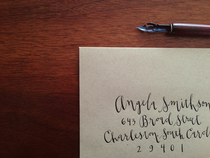 Best images about the art of modern calligraphy on