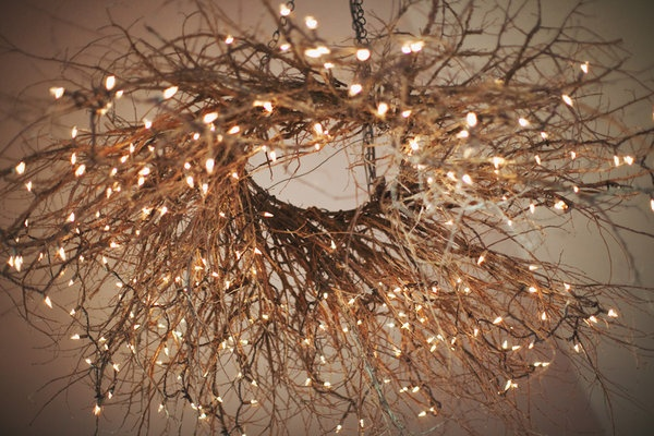 121 best twiggy branches images on pinterest branches branch lights chandelier mozeypictures Images