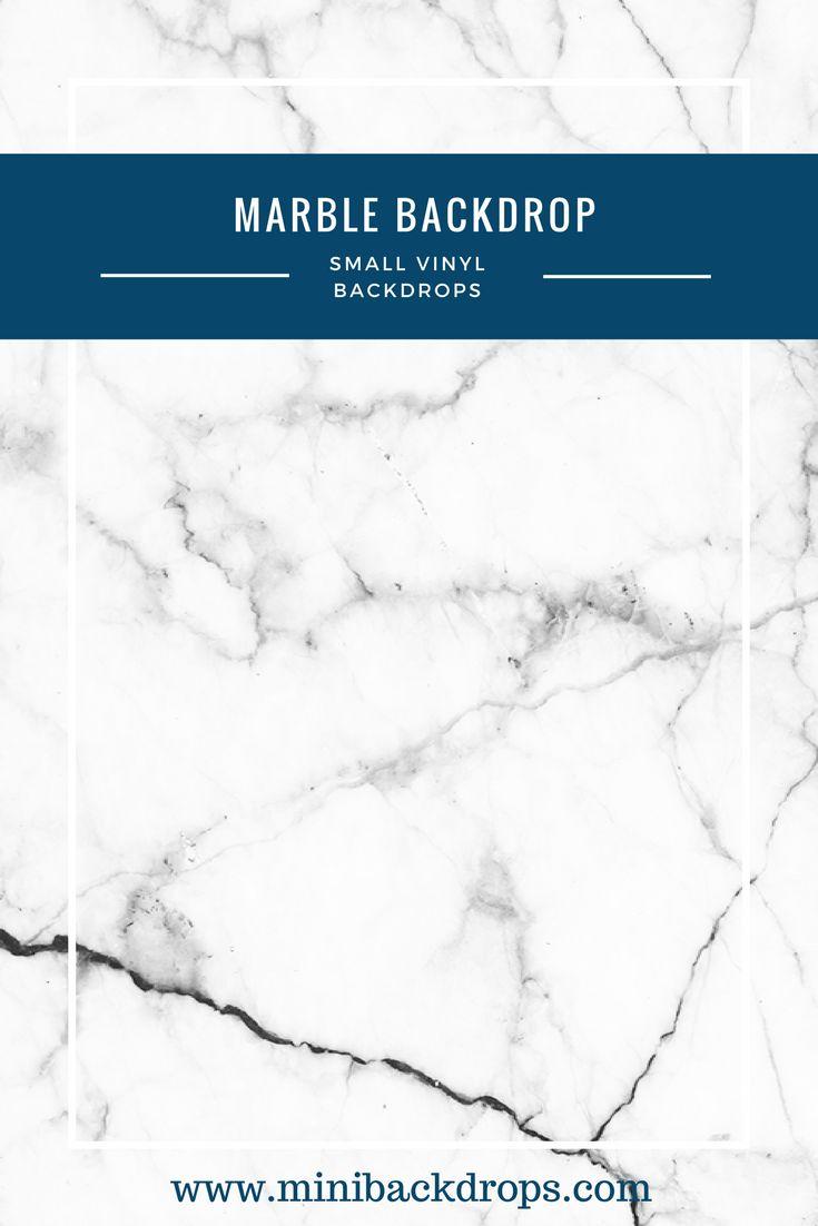 Marble - Mini Vinyl Backdrop - 007-s – Mini Backdrops