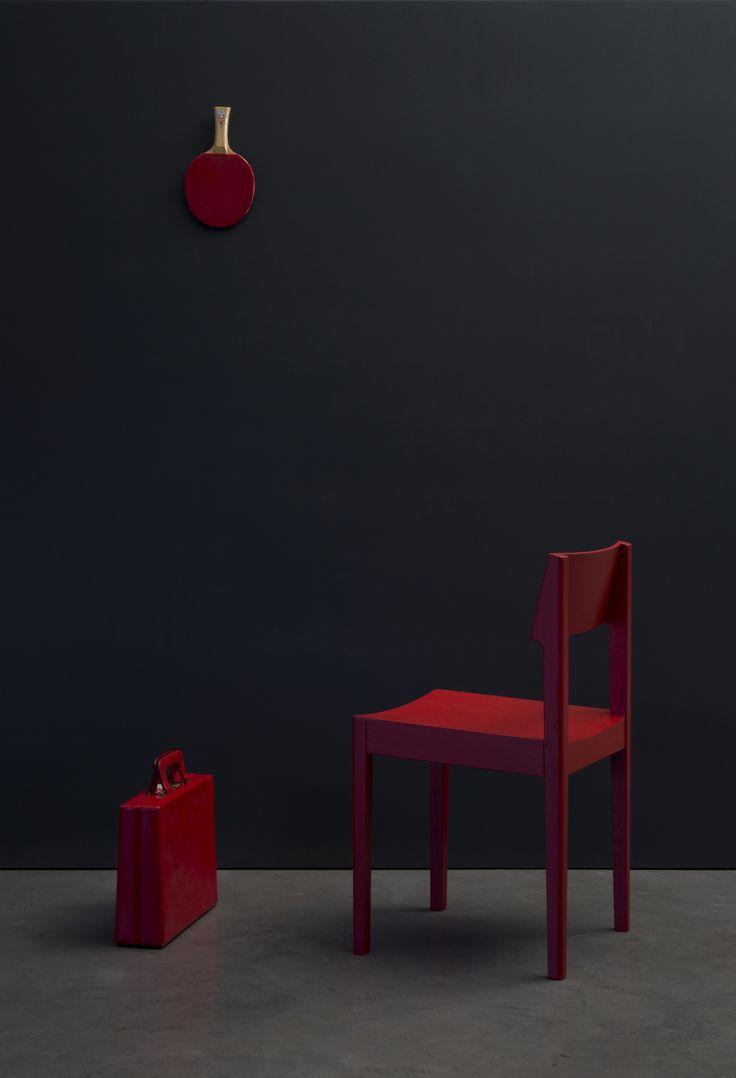 Intro C red, design Ari Kanerva