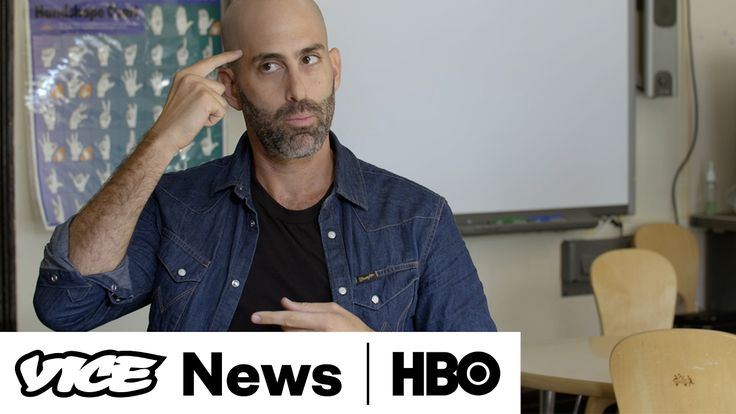Deaf Culture: VICE News Tonight on HBO (Full Segment)