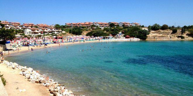 Çeşme Aya Yorgi Plajı ve Yakın Oteller - YakinOtelBul.com
