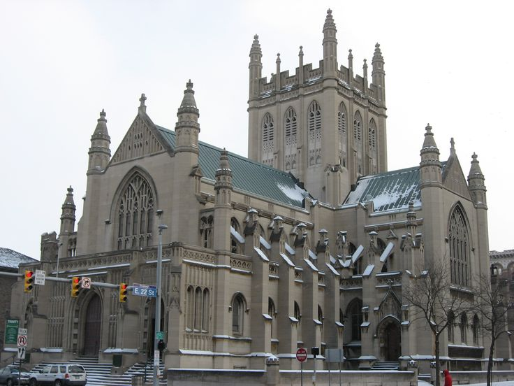 Ohio | Trinity Episcopal Cathedral in Cleveland, OH - From your Trinity Stores crew.