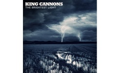 KING CANNONS - The Brightest Light. OUT NOW