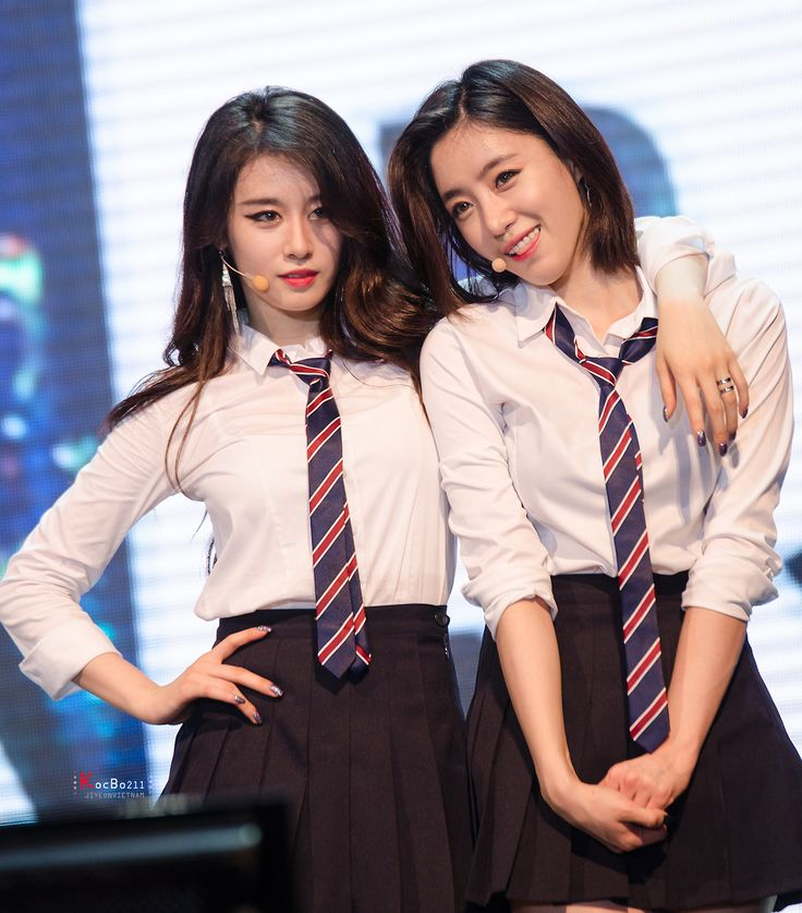 jiyeon & eunjung fanmeet 150110