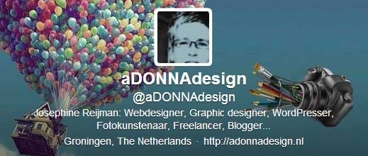 aDONNAdesign designs your Twitter header image and background!