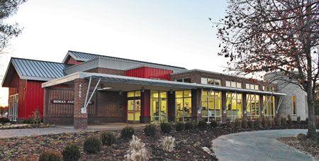 Rowan Animal Clinic, Salisbury, N.C. - 2014 #Veterinary Economics Hospital Design Supplement - Exterior - dvm360