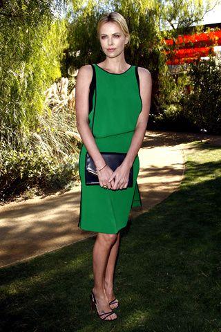 #Invitada a boda en el dia, este genial #vestido.  Glamour