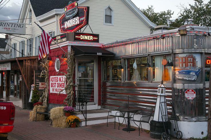 Local Diner in Keyport, NJ
