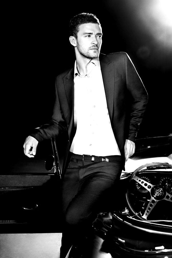 Justin  Timberlake. I'm honestly so impressed with him, new obsession
