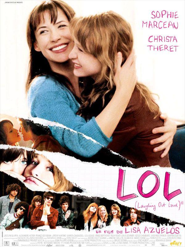 LOL (Laughing Out Loud) ®, comédie française de Lisa Azuelos. Un de mes films préférés. ♥