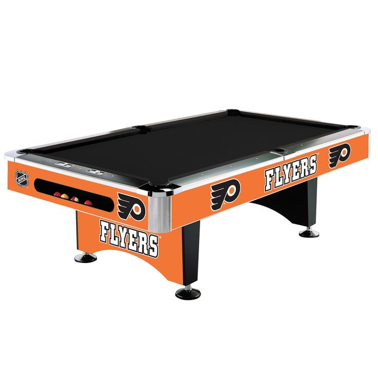 Philadelphia Flyers 8Ft Pool Table By Imperial