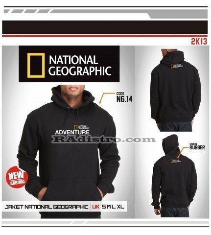 jual jaket national geographic online murah (NG 14) Advanture