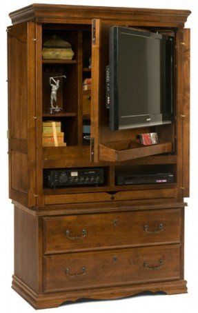 Solid Wood Tv Armoire Wood Armoire Tv Armoire Rustic Wood