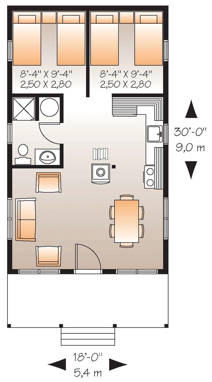 101 best floor plans images on pinterest small houses garage
