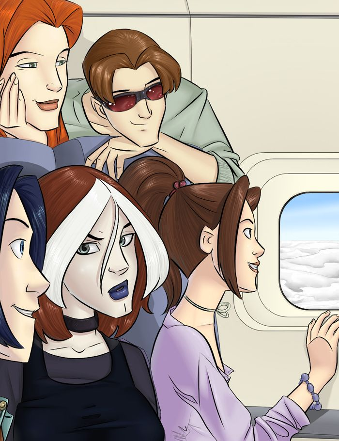 Air Travel by Raphaella.deviantart.com on @DeviantArt