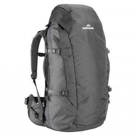 Overland 55L Backpack - Graphite