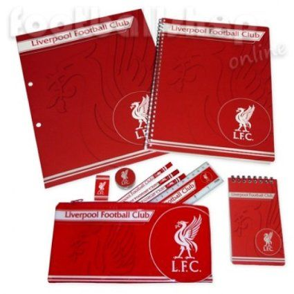liverpool stationery FC Liverpool Official Merchandise Available at www.itsmatchday.com